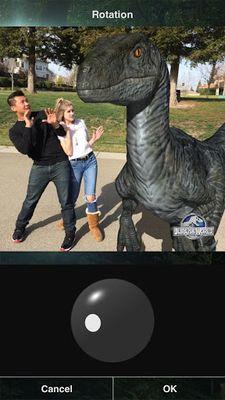 Jurassic World MovieMaker screenshot apk 3