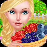 Berry Pastry: Summer Farm Girl Icon