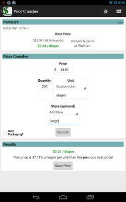 Key Image 8 for Price Cruncher Pro