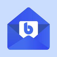Blue Mail - Email Mailbox Simgesi