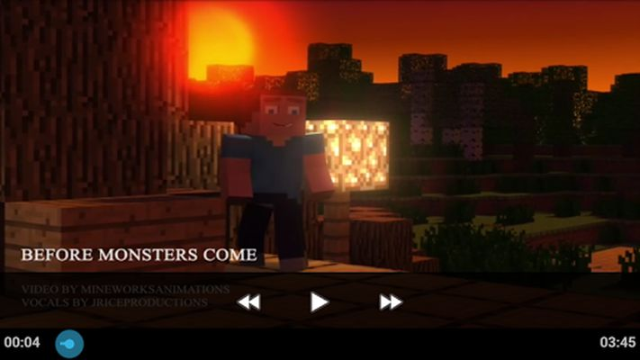 Image 4 of Before Monsters Come Minecraft