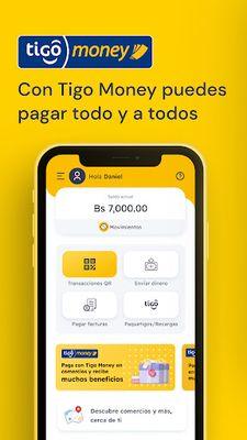 Image of Tigo Money Bolivia