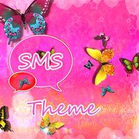 Nice Pink Theme GO SMS Pro icon