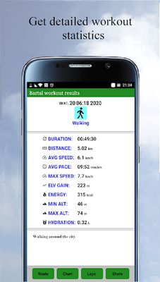 Bartal Sports Tracker-Fitness Image 1