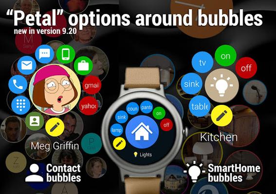 Image 9 of Bubble Cloud Widgets + Wear