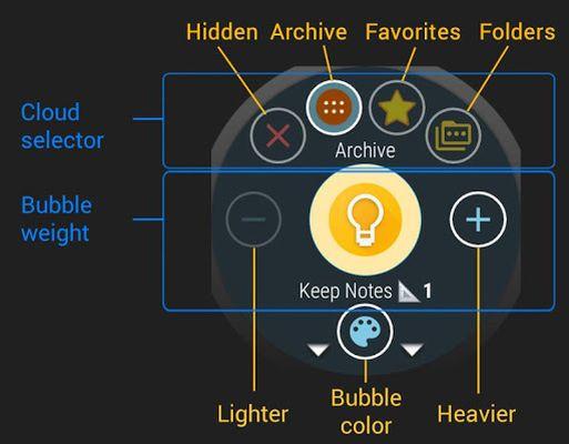 Image 3 of Bubble Cloud Widgets + Wear