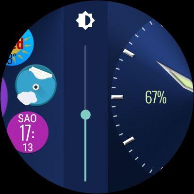 Image 1 of Bubble Cloud Widgets + Wear