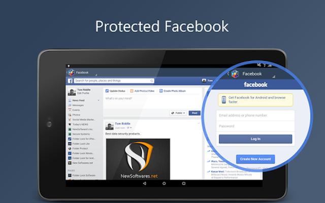 Social Media Vault screenshot apk 13