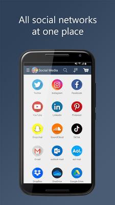 Social Media Vault screenshot apk 12