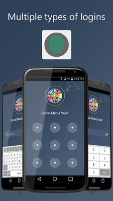 Social Media Vault screenshot apk 8