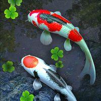 Biểu tượng Hồ Cá 3D Hình Nền Động