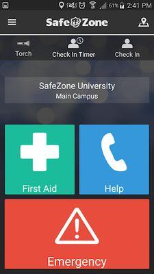 SafeZone Image