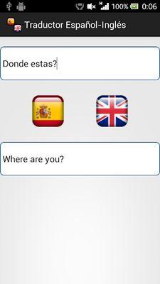 Image 2 of Spanish-English Translator