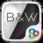 Black & White Launcher Theme  APK