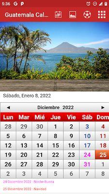 Image 4 of Guatemala Calendar 2017