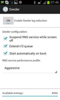Seeder screenshot apk 0