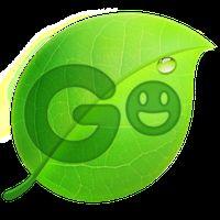 Ícone do GO Keyboard(Emoji Free)