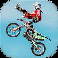 Motocross Bike Racing Simgesi