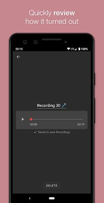 Image 3 of Smart Voice Recorder