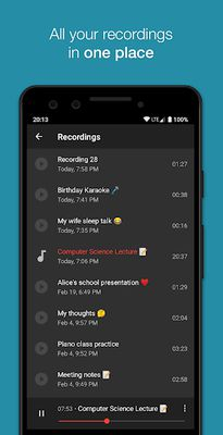 Image 2 of Smart Voice Recorder