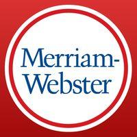 Icono de Dictionary - Merriam-Webster