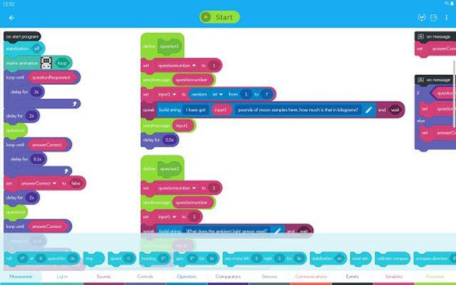 Image 1 of Sphero Edu - Coding for Sphero Robots