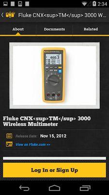 Image 3 of Fluke Virtual Sales Assistant