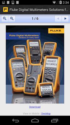 Image 4 of Fluke Virtual Sales Assistant