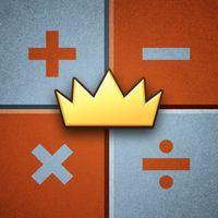 Icono de Rey de las Matemáticas