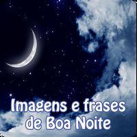 Ícone do apk Imagens e Frases de Boa Noite
