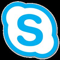 Ícone do Skype for Business for Android
