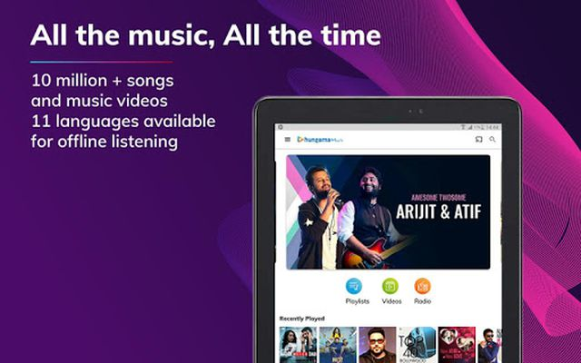 Image 4 of Hungama Music - Songs & Videos