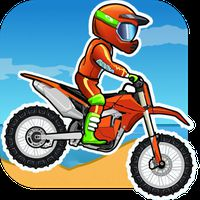 Иконка Moto X3M Bike Race Game