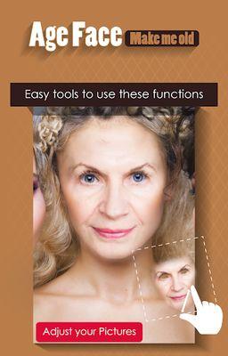 Image 5 of Old Face - Make me OLD