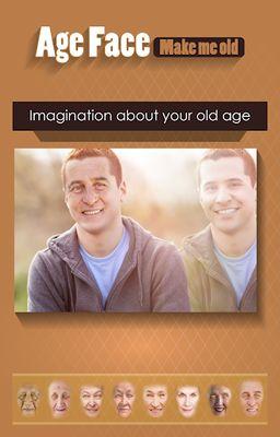Image 4 of Old Face - Make me OLD