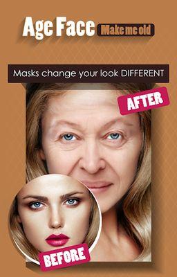 Image 2 of Old Face - Make me OLD