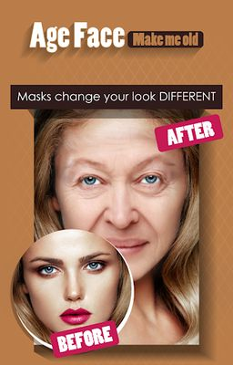 Image 14 of Old Face - Make me OLD