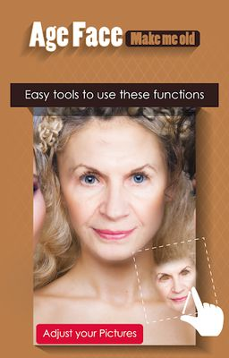 Image 9 of Old Face - Make me OLD