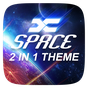 (FREE) X Space 2 In 1 Theme V1.0