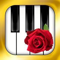 Klasik piyano rahatlatıc müzik Simgesi