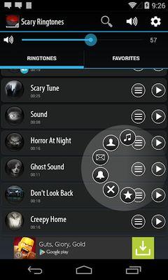 Image 1 of Scary Ringtones