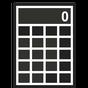Calculadora Widget 10 temas