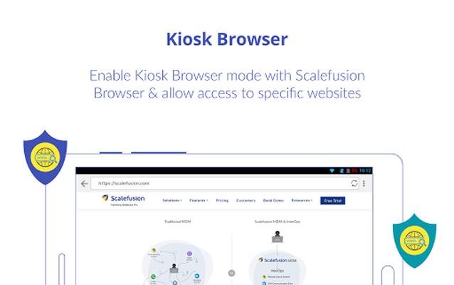 Screenshot 11 of MobiLock Kiosk Lockdown - Pro