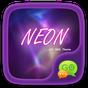 (FREE) GO SMS NEON THEME  APK