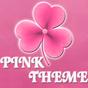 GO Launcher EX Theme Pembe 4.7