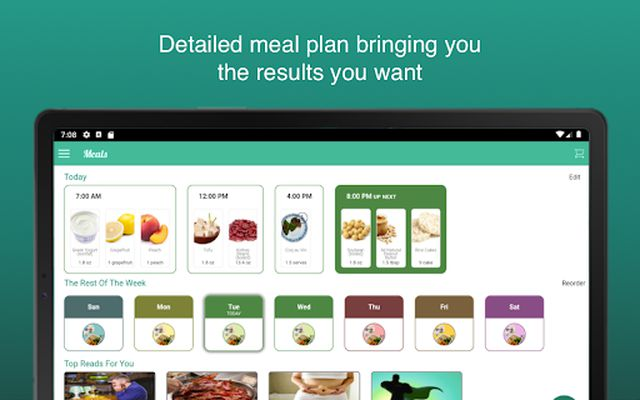 Image 3 of Fitness Meal Planner
