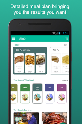 Image 17 of Fitness Meal Planner