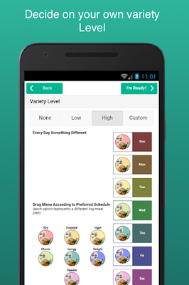 Image 13 of Fitness Meal Planner