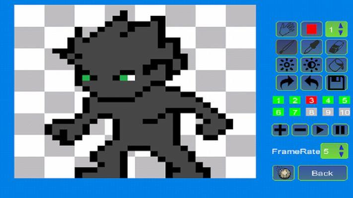 Pixel Animator Image 6: GIF Maker
