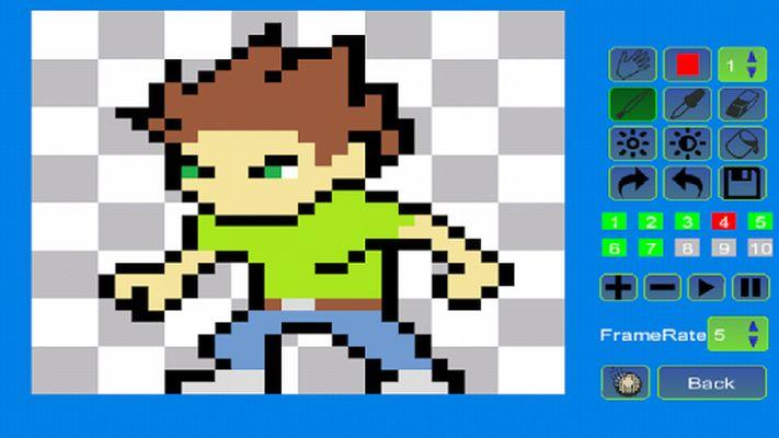 Pixel Animator Image 5: GIF Maker